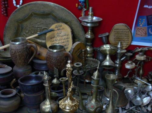 Sudan Omurdan Suq Lamps