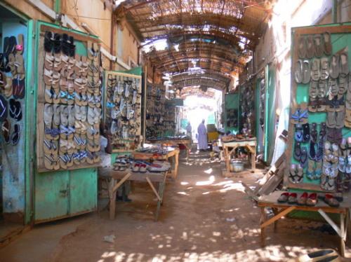 Sudan Omurdan Suq Shoes