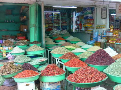 Sudan Omurdan Suq Spices