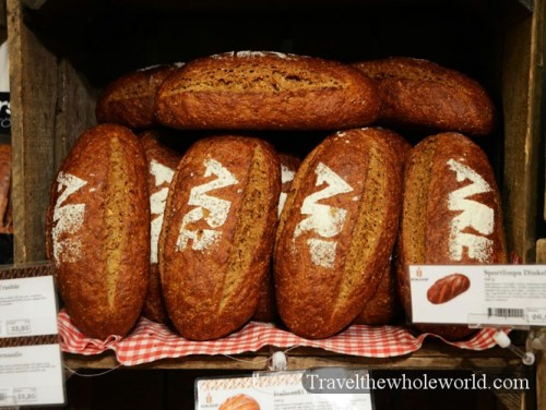 Sweden Åre Bread
