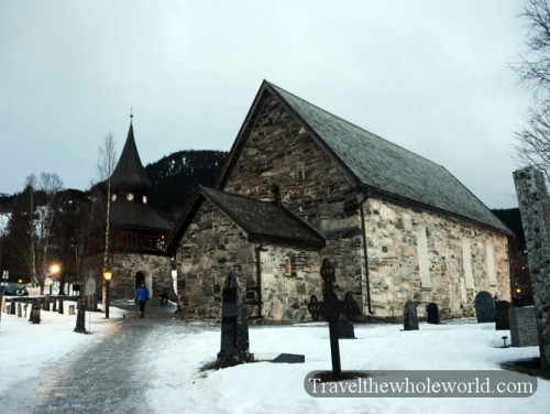 Sweden Are Old Church