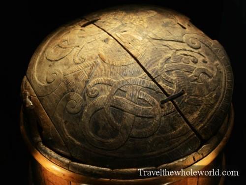 Sweden Ostersund Jamtli Museum Shield