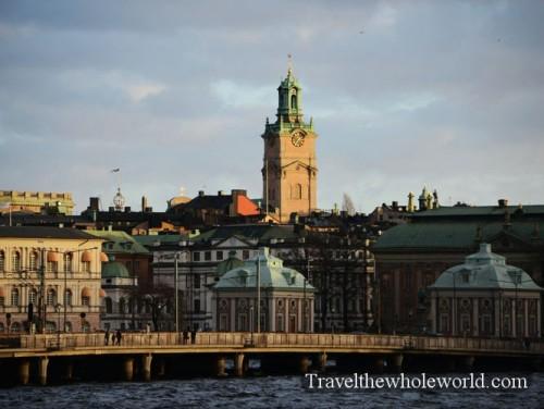 Sweden Stockholm Norrmalm  Downtown