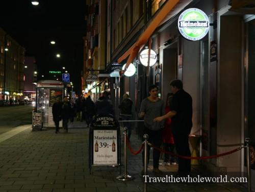 Swede -Stockholm Soldermalm Bars