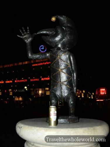 Sweden Stockholm Soldermalm Gnome