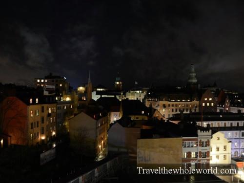 Sweden Stockholm Soldermalm