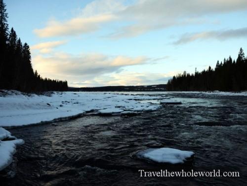 Sweden Indalsälven River