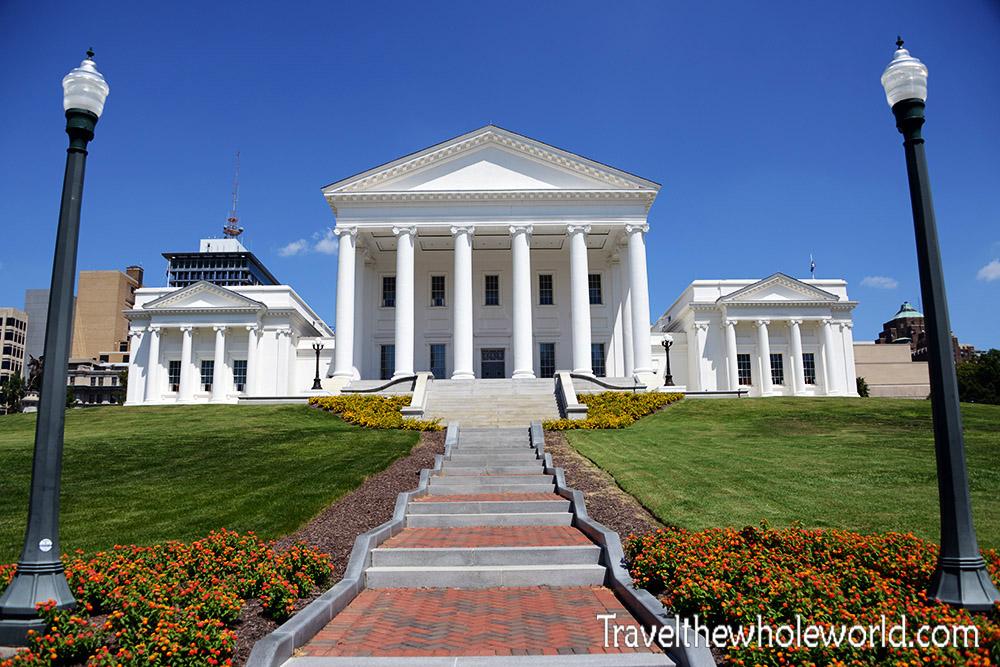 Virginia Richmond Capitol Building