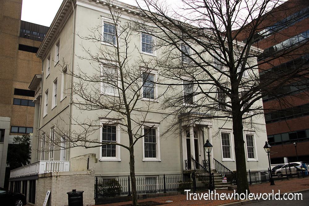 Richmond Confederate White House