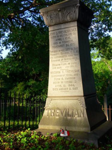 Richmond Hollywood Cemetery Grave