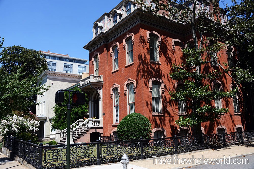 Virginia Richmond Monroe Ward Homes