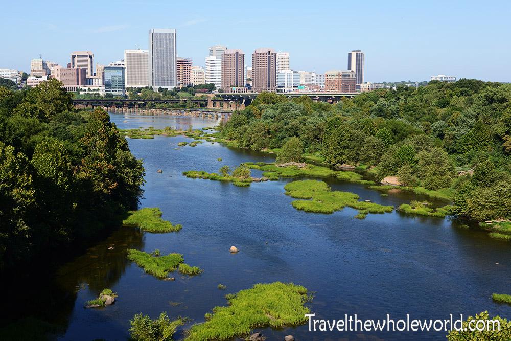 Virginia Richmond James River