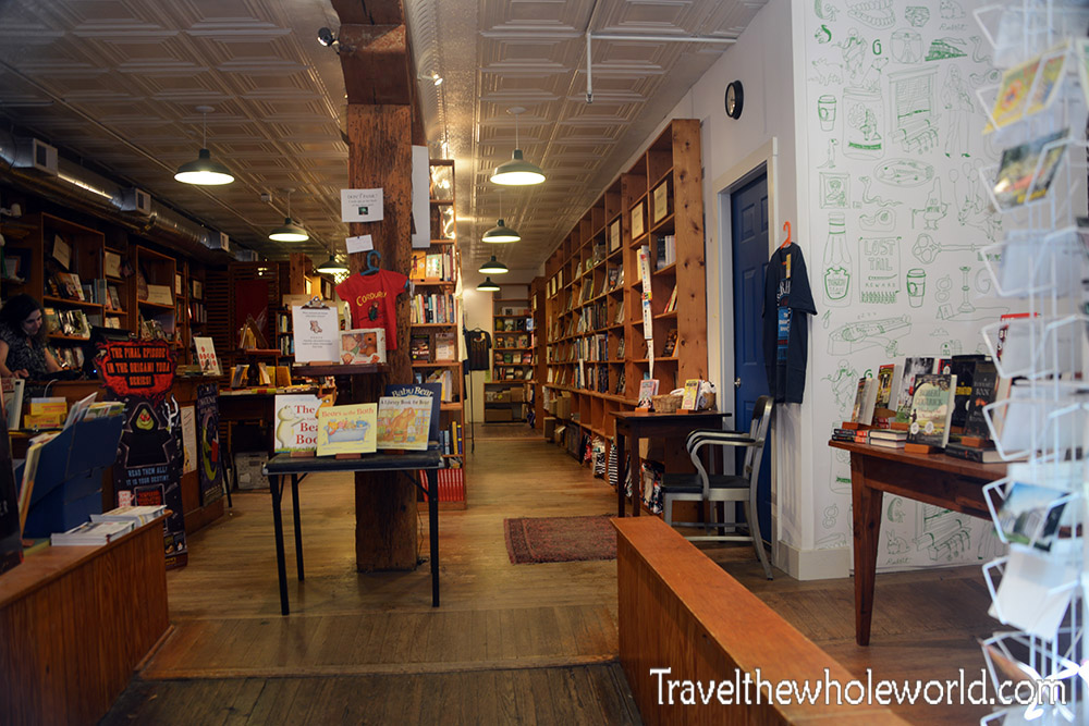 Shockoe Bottom Bookstore