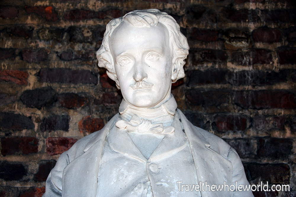 Virginia Richmond Edgar Allen Poe Shrine
