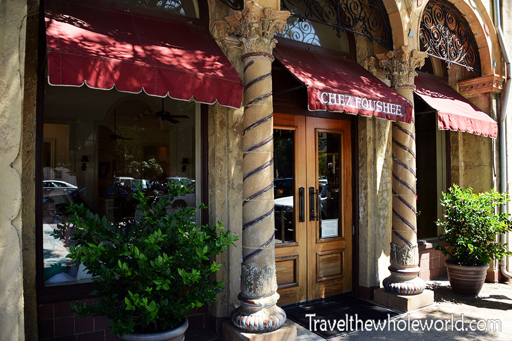 Richmond Restaurant Chez Foushee