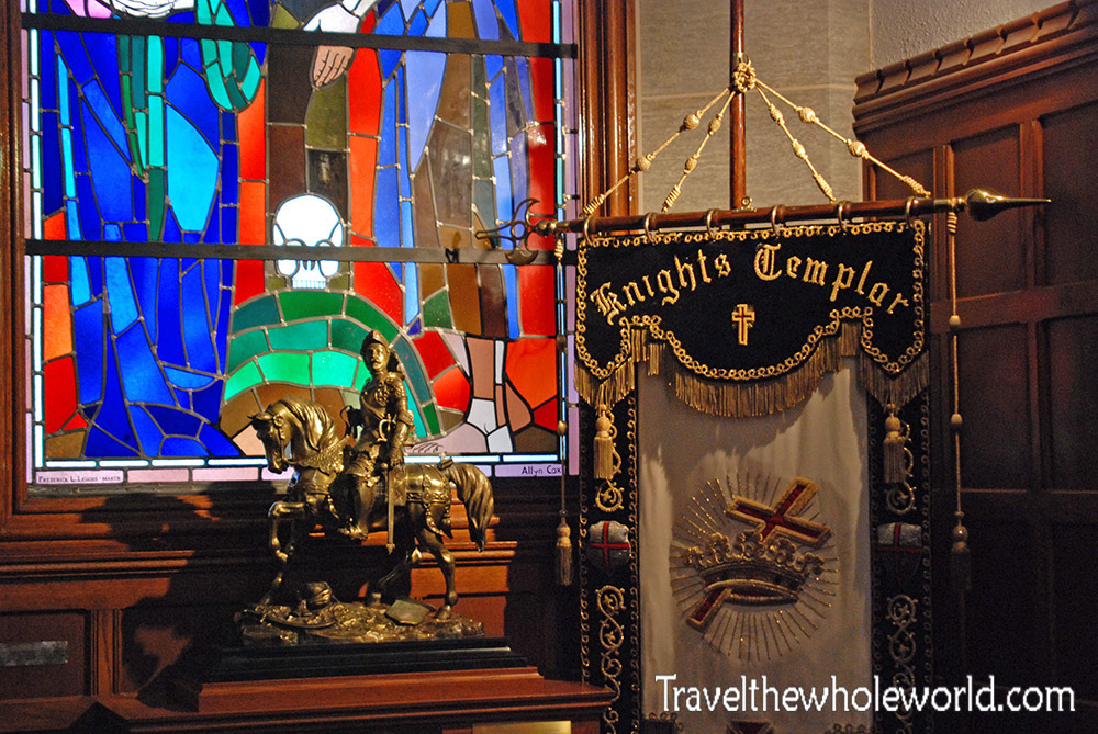 Virginia Masonic Temple Knight Templar
