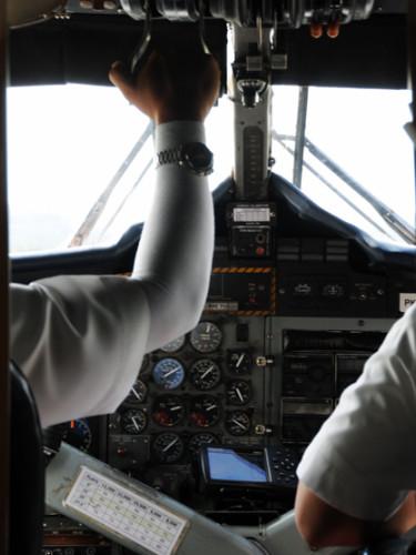 West Papua Naribe Plane