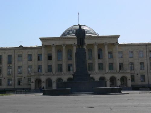 Georgia Stalin Statue