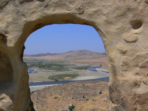 Georgia - Uplistsikhe View