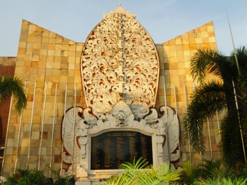 Indonesia Bali Ground Zero