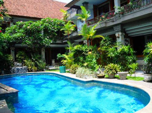 Indonesia Bali Hotel Pool
