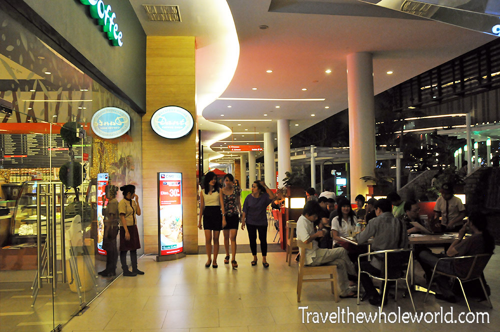 Travel Photos Indonesia Jakarta Central Park Stores