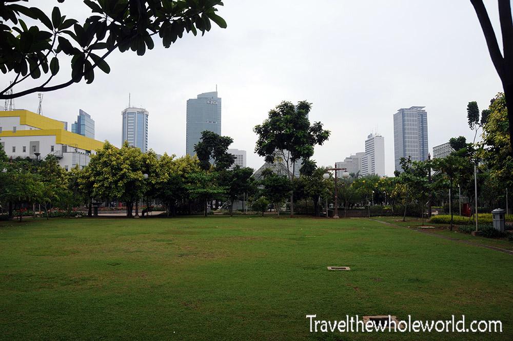 Travel Photos Jakarta City Park