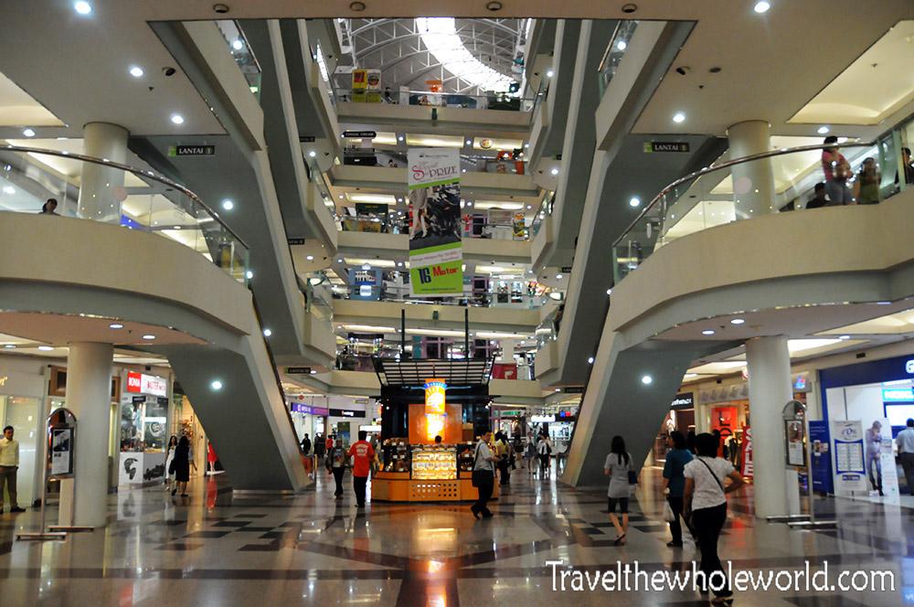 Travel Photos Indonesia Jakarta Shopping Mall