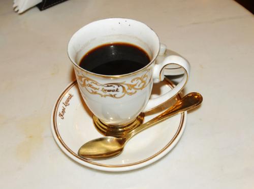 Indonesia Yogjakarta Coffee Civet