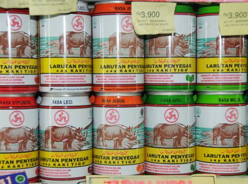 Indonesia Yogjakarta Drinks