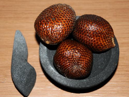 Indonesia Yogjakarta Fruit