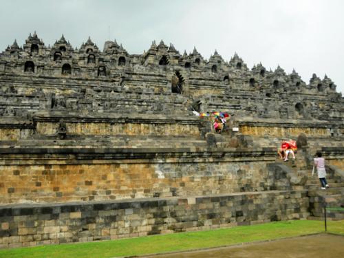 Indonesia Yogyakarta Borobudur