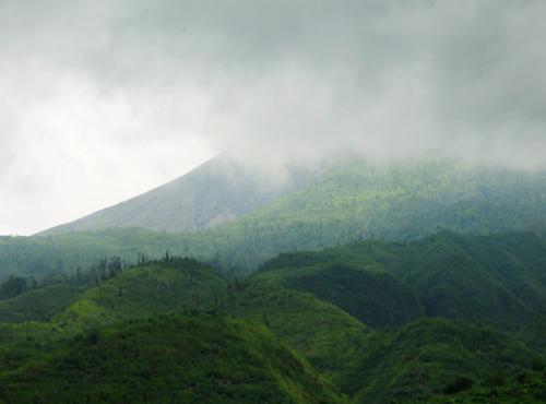 Indonesia Yogyakarta Merapati