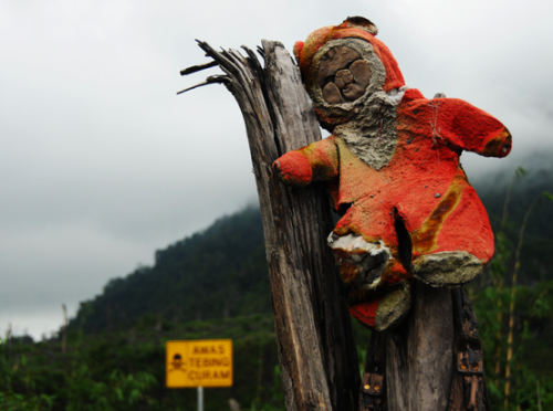 Indonesia Yogyakarta Merapati Doll