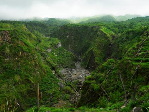 Indonesia Yogyakarta Merapati Valley