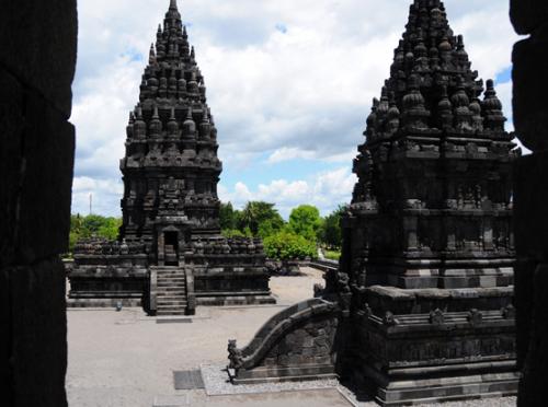 Indonesia Yogyakarta Pamabara Complex