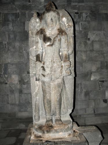 Indonesia Yogyakarta Pamabara Statue