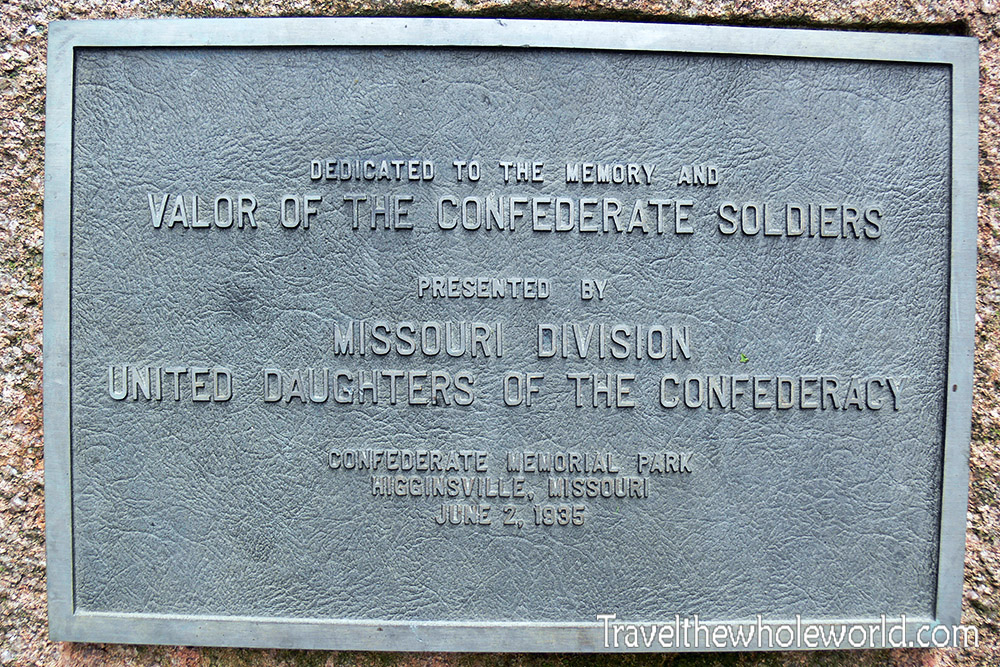 Missouri Lexington Memorial