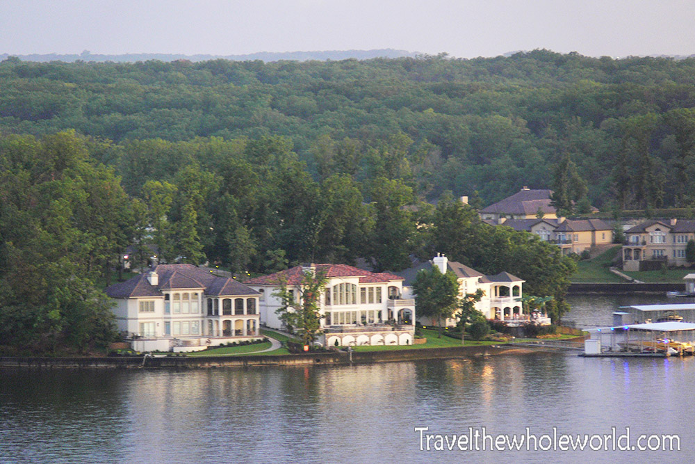Missouri Lake of the Ozarks Mansions