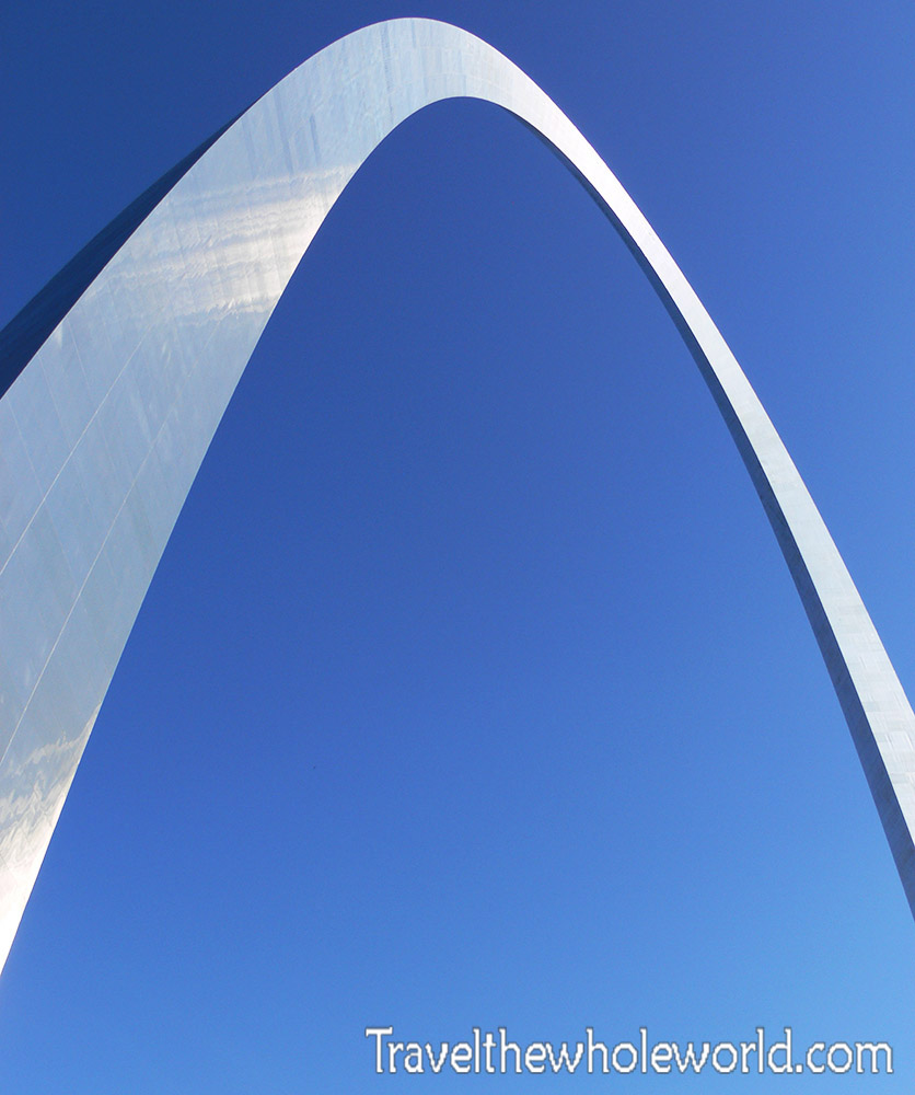 Missouri St. Louis Arch