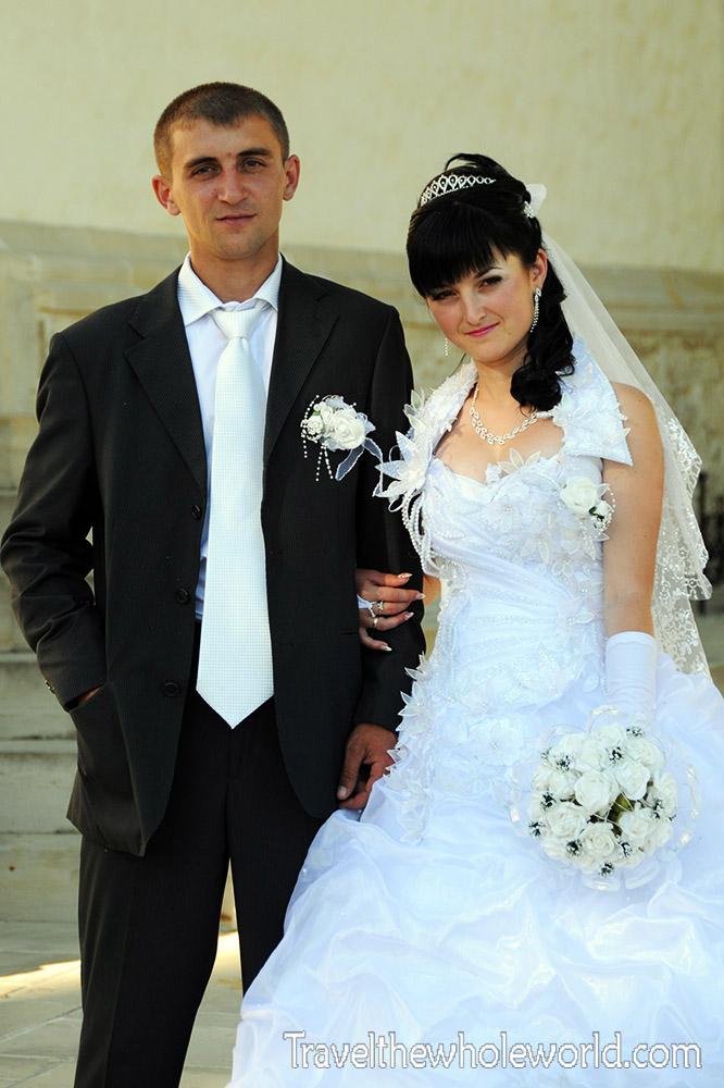 Capriana Monastery Wedding