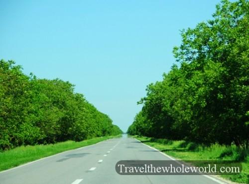 Moldova Highway