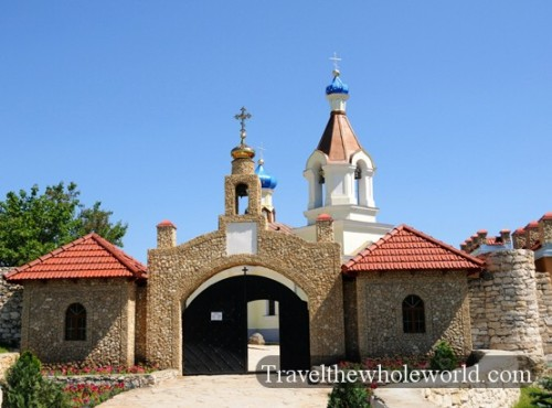 Orheiul Vechi Monastery