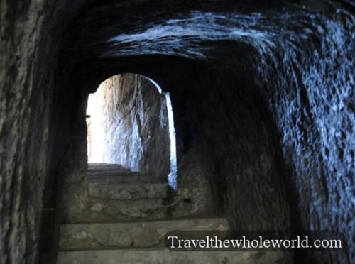 Moldova-Orheiul-Vechi-Monastery-Stairs