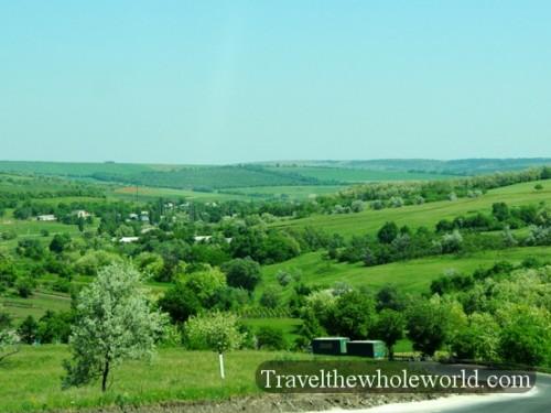 Moldova Small Town