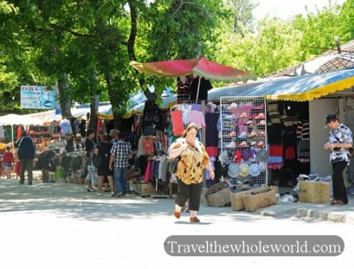 Moldova Town Market