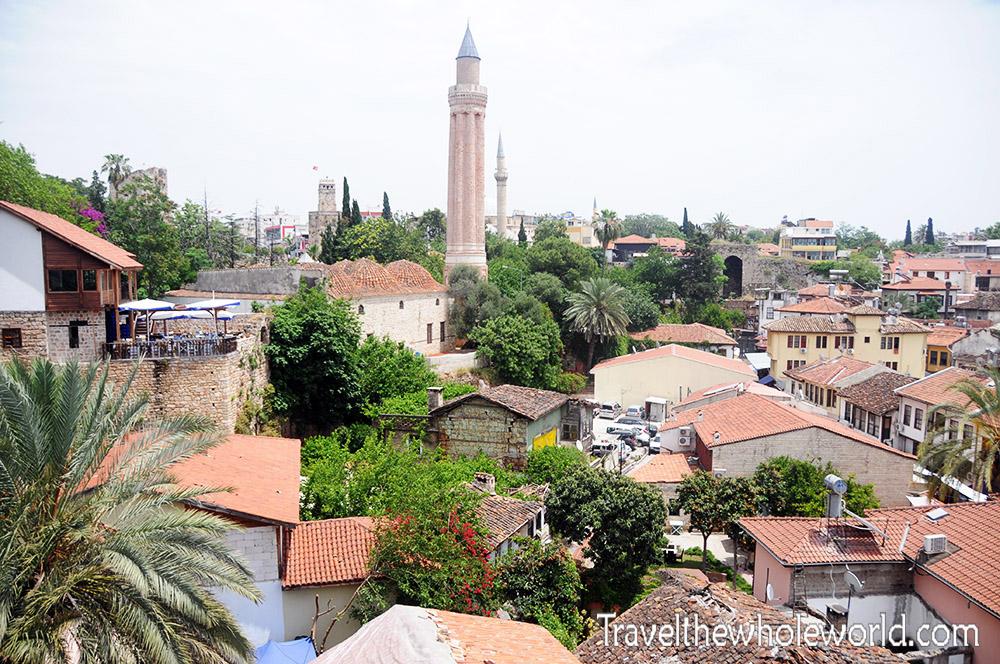 Turkey Antalya Old Town