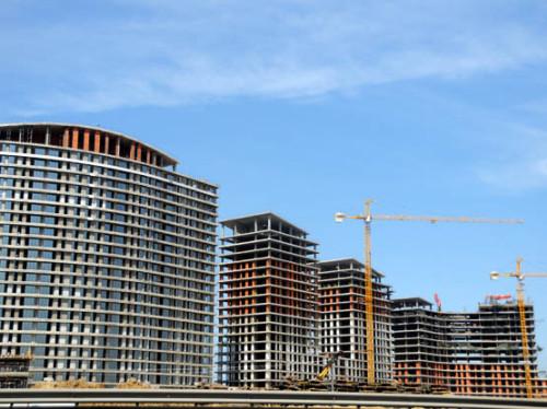 Turkey Istanbul Construction