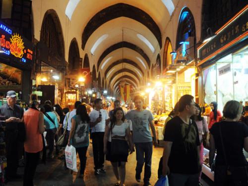 Turkey Istanbul Market