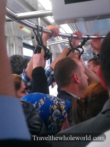 Turkey Istanbul Metro